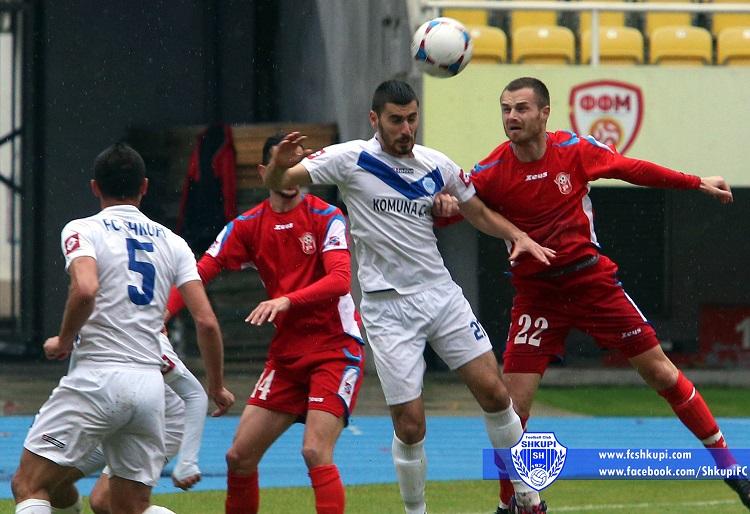 Duel Rabotniçki - FC Shkupi