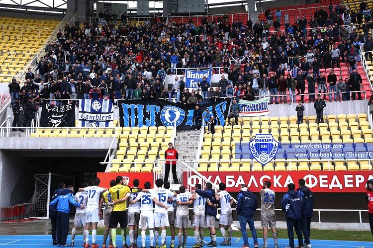 """Festa e zakonshme futbollistët dhe """"Shvercerat"""""""