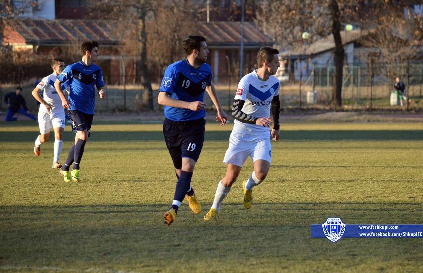 Filip Petkovski (4) vazhdon me shënimin e golave