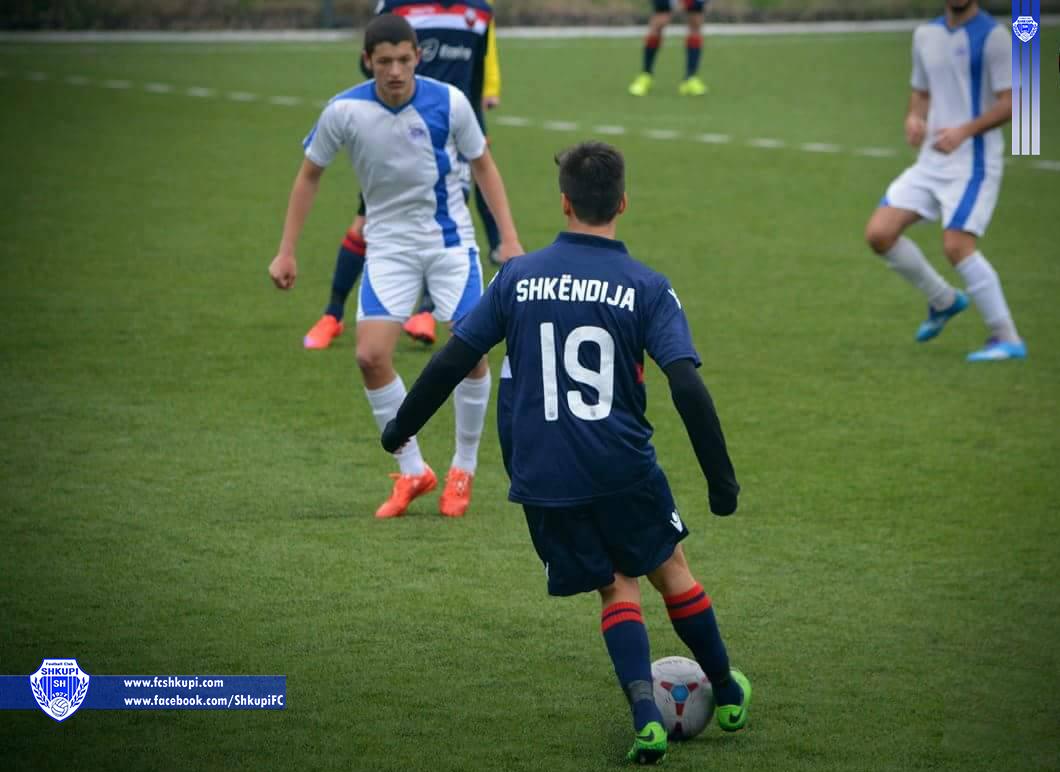 Shkendija - FC Shkupi 2