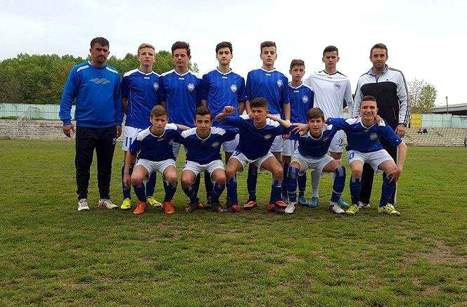 Ekipi i FC Shkupi U15