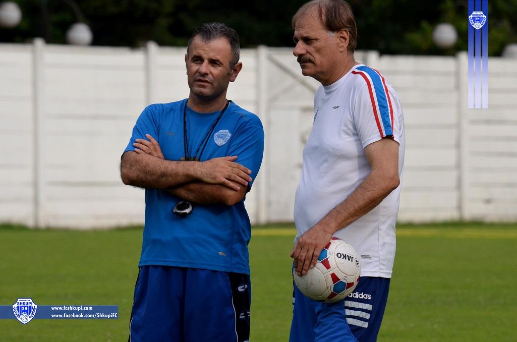 Visar Ganiu dhe Blagoja Georgiev